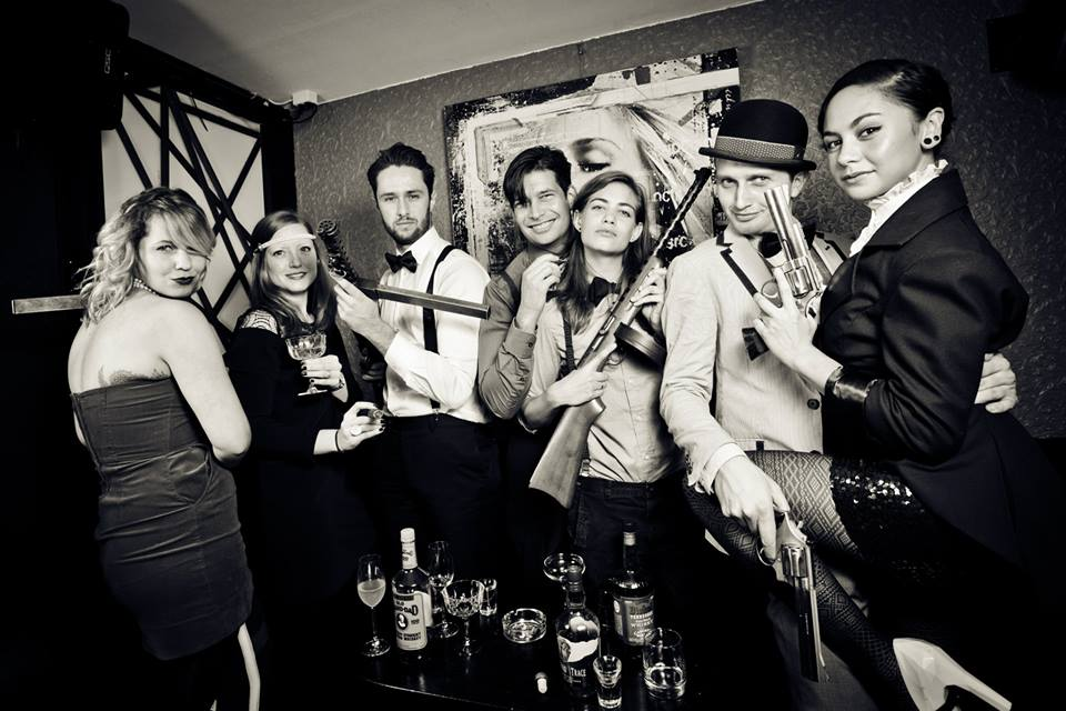 10 best cocktail bars in amsterdam for Door 74 amsterdam